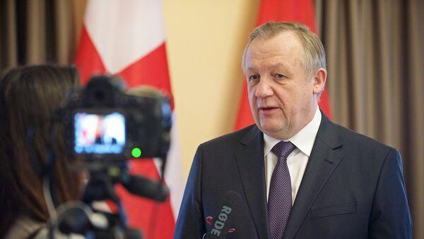 Посол Республики Беларусь в Грузии Михаил Мятликов - Sputnik Грузия
