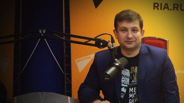 Политолог, профессор МГУ Андрей Манойло - Sputnik Грузия