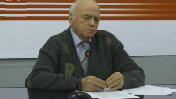 ჟურნალისტი მერაბ ბერაძე - Sputnik საქართველო