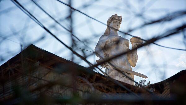 Статуя Матери Грузии на аллее Сололаки - Sputnik Грузия