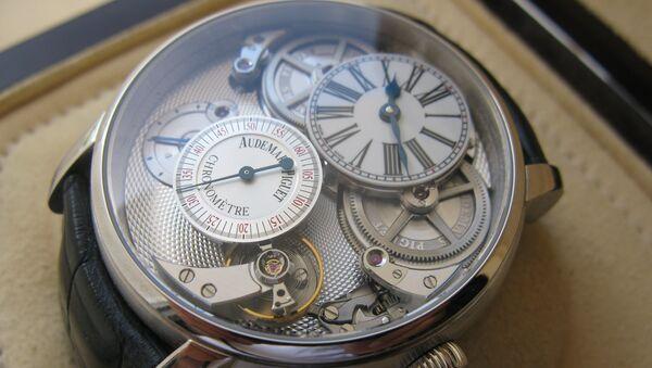 Audemars-Piguet-ის მარკის საათი - Sputnik საქართველო