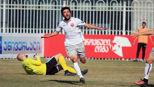 Чемпионат Грузии по футболу - Sputnik Грузия