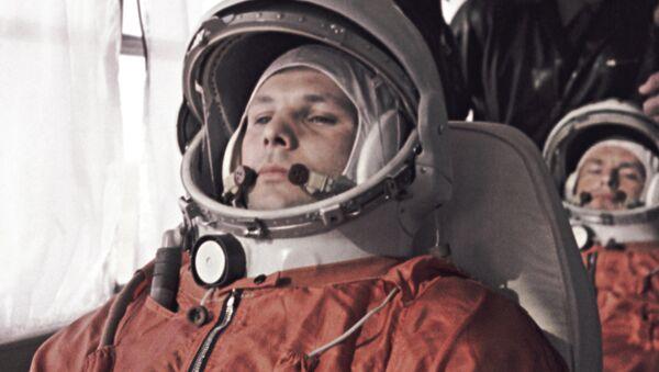 Юрий Гагарин, первый космонавт СССР - Sputnik Грузия