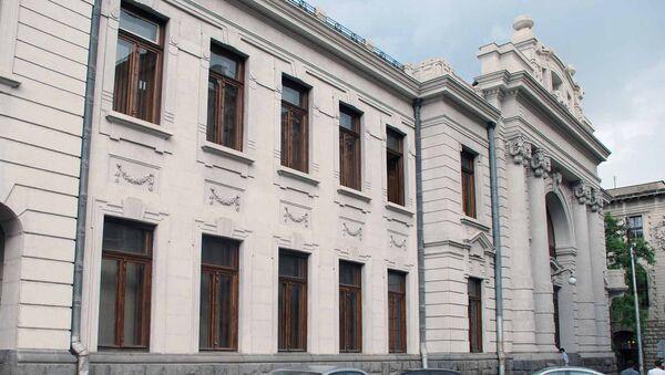 ეროვნული ბიბლიოთეკა - Sputnik საქართველო