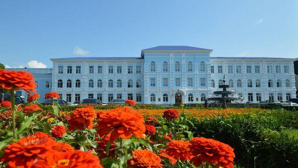 ბათუმის სახელმწიფო უნივერსიტეტი - Sputnik საქართველო