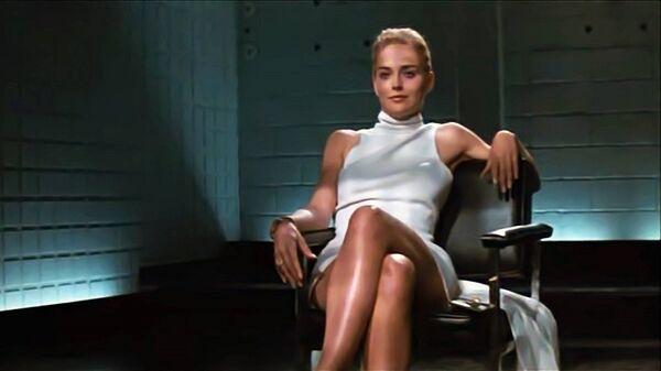 """კადრი ფილმიდან """"ძირითადი ინსტინქტი"""" - Sputnik საქართველო"""
