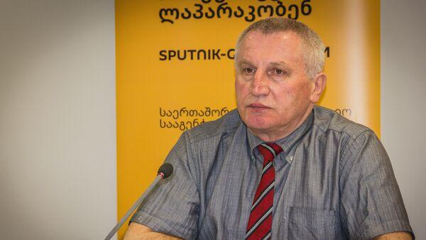 Демур Гиорхелидзе: Грузия экономически свободная страна - Sputnik Грузия