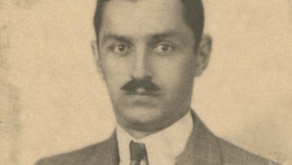 Князь Дмитрий Джорджадзе - Sputnik Грузия