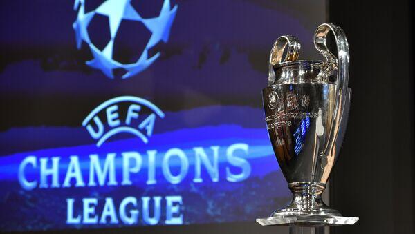 Кубок Лиги Чемпионов УЕФА - Sputnik Грузия