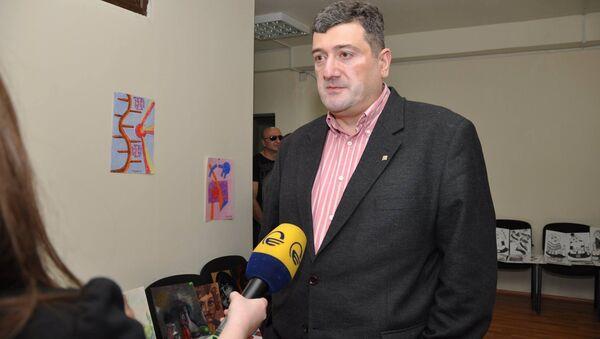 Лаша Киладзе - Sputnik Грузия