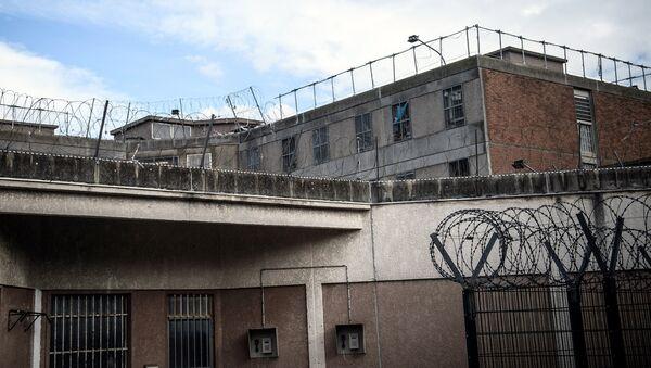 Тюрьма строгого режима Villepinte близ Парижа - Sputnik Грузия