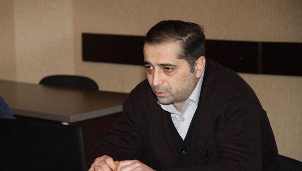 Заместитель мэра Кутаиси Константин Кавтарадзе - Sputnik Грузия