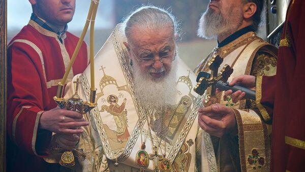 საქართველოს კათოლიკოს-პატრიარქი - Sputnik საქართველო