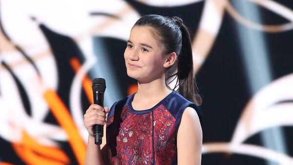 Участница проекта Ты супер! Нана Вардзелашвили - Sputnik Грузия