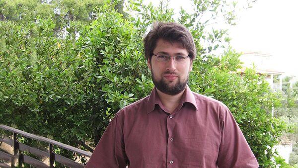 Руководитель Центра экономических исследований Института глобализации и социальных движений Василий Колташов - Sputnik Грузия