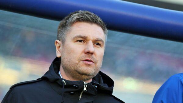 Главный тренер сборной Латвии по футболу Марьян Пахарь - Sputnik Грузия