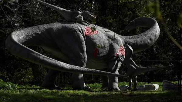 анимированные динозавры - Sputnik Грузия