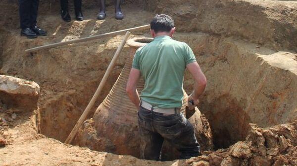 Квеври ранней византийской эпохи обнаружили в Аджарии - Sputnik Грузия