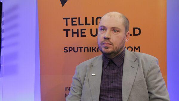 Александр Камкин - Sputnik Грузия