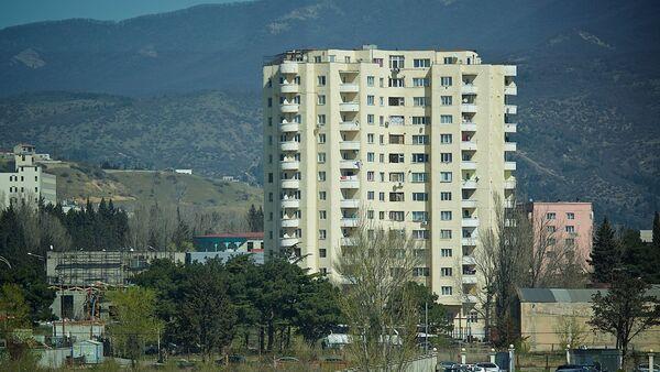Новый дом на окраине грузинской столицы - Sputnik Грузия