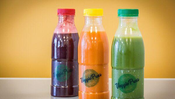 Компания по производству свежевыжатых соков – Veggie Press - Sputnik Грузия