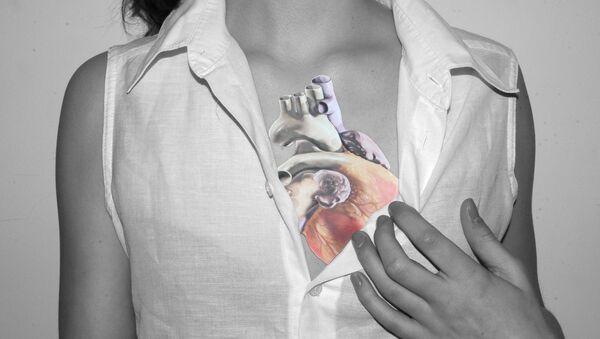 გულის შეტევის სიმპტომები ქალებში - Sputnik საქართველო
