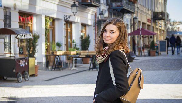 ჟურნალისტი ალიონა საველიევა - Sputnik საქართველო