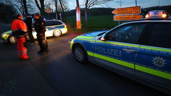 გერმანიის პოლიცია - Sputnik საქართველო