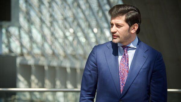 Вице-премьер, министр энергетики Грузии Каха Каладзе - Sputnik Грузия