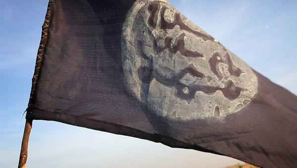 Флаг радикальной исламистской группировки Боко Харам - Sputnik Грузия
