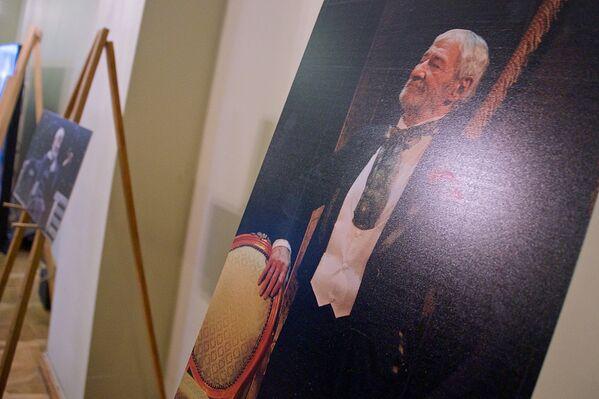 Народный артист Грузии Гиви Берикашвили скончался 10 апреля. Причиной смерти 83-летнего артиста стали осложнения, вызванные пневмонией - Sputnik Грузия