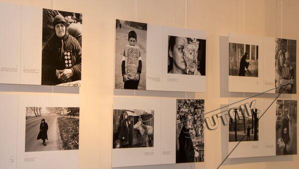 В Ереване открылась выставка Грузия – двойные страницы - Sputnik Грузия