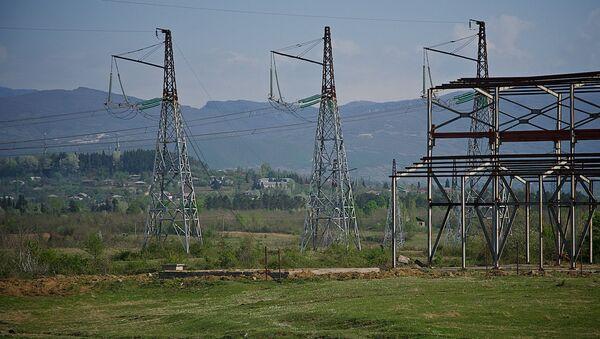ელექტროგადამცემი ხაზი - Sputnik საქართველო