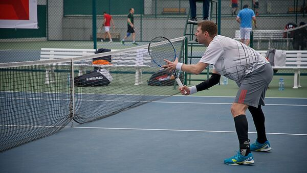 Турнир  Georgia Open 2017 - Sputnik Грузия