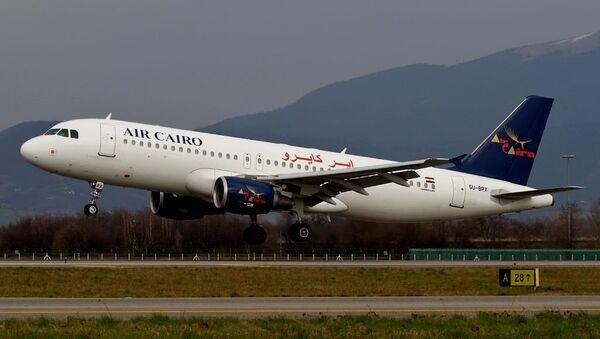 """ავიაკომპანია """"Air Cairo"""" - Sputnik საქართველო"""