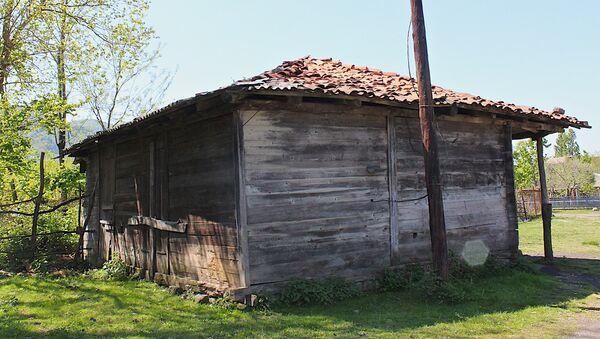Дом в селе Шухути - Sputnik Грузия