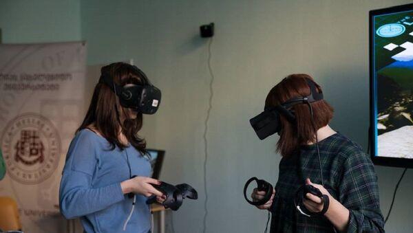 ვირტუალური რეალობა - Sputnik საქართველო