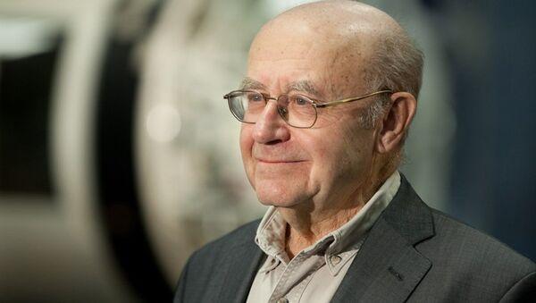 Ведущий научный сотрудник Института Космических исследований РАН Натан Эйсмонт - Sputnik Грузия