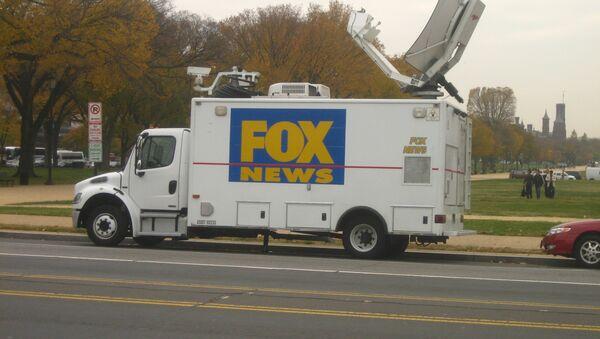 ტელეკომპანია Fox News - Sputnik საქართველო