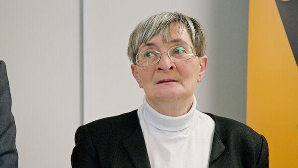 Директор Центра глобальных исследований, эксперт Нана Девдариани - Sputnik Грузия