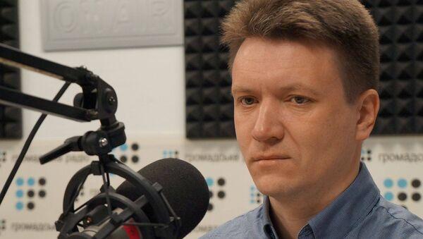 Денис Вишневский - Sputnik Грузия