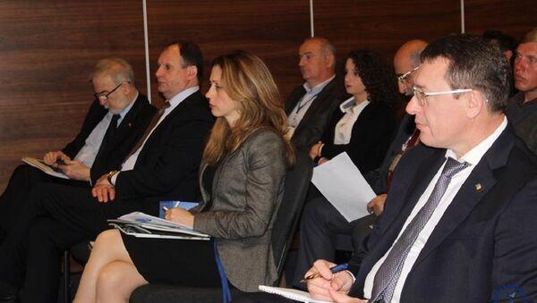 Грузино-молдавский бизнес-форум в Тбилиси - Sputnik Грузия