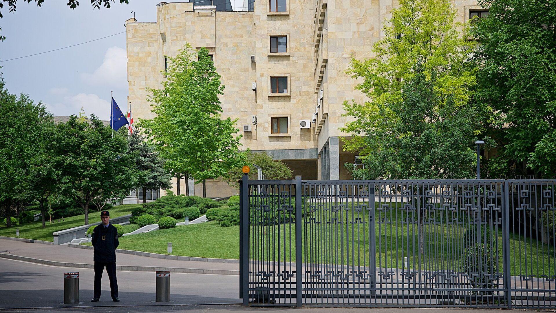 საქართველოს პროკურატურის შენობა - Sputnik საქართველო, 1920, 24.09.2021