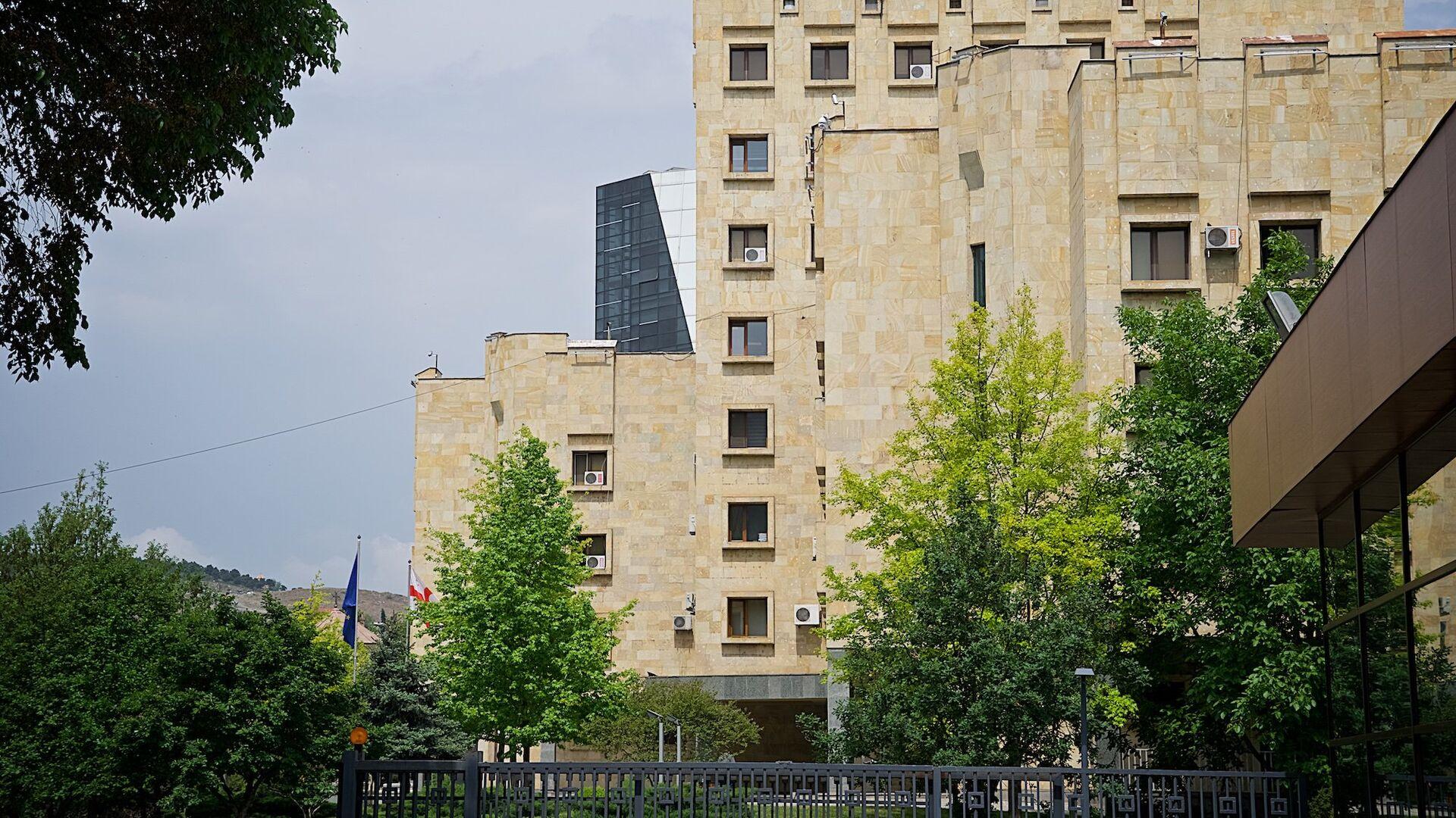 Здание главной прокуратуры Грузии - Sputnik Грузия, 1920, 24.09.2021