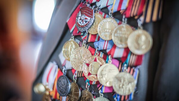 Ордена и медали Советского Союза - Sputnik Грузия