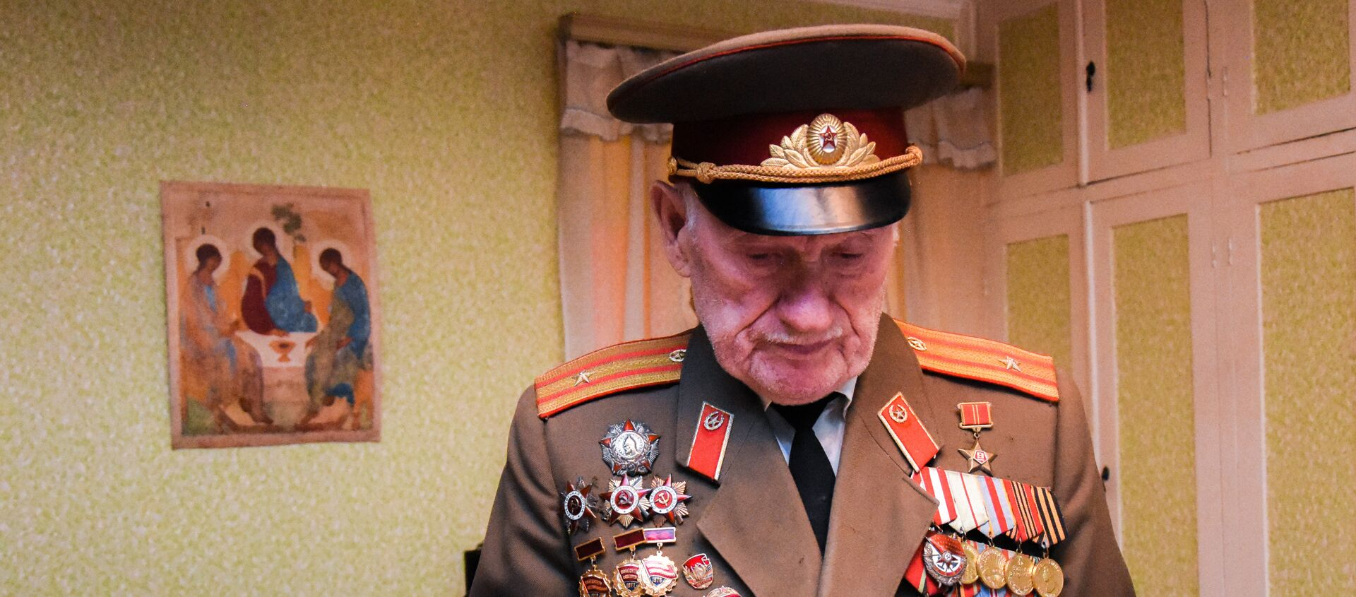 Образ Богородицы спас меня во время войны: рассказ ветерана - Sputnik Грузия, 1920, 06.05.2017