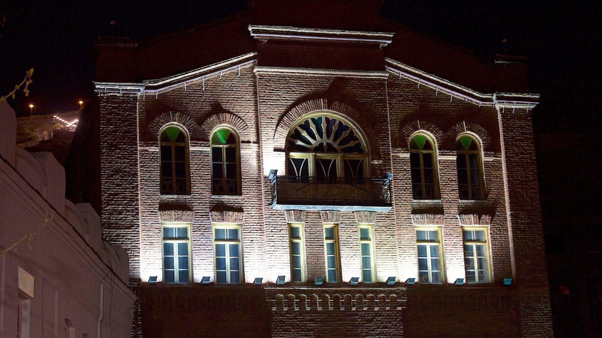 Тбилисская синагога - Sputnik Грузия, 1920, 03.09.2021