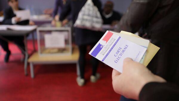 Второй тур президентских выборов во Франции - Sputnik Грузия
