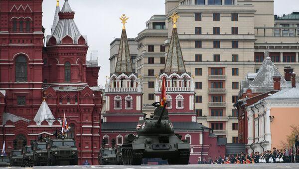 Красная площадь - Sputnik Грузия
