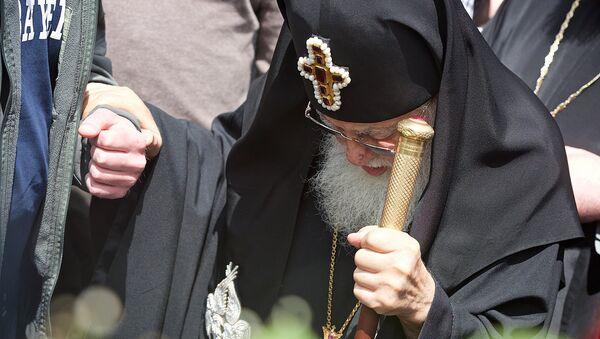 საქართველოს კათოლიკოს-პატრიარქი, ილია მეორე - Sputnik საქართველო